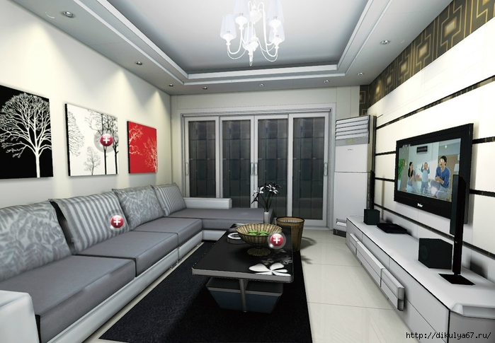 Best gray for living room