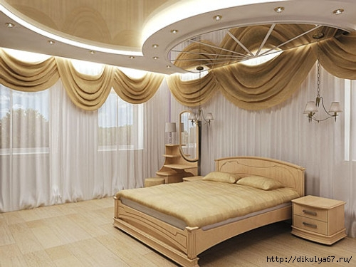 Bedroom pop ceiling designs