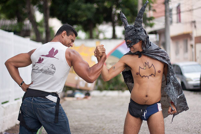 бэтмен прикол фото 1 (700x466, 331Kb)