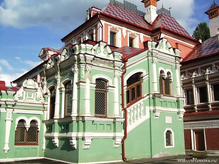 Юсуповский Дворец в Москве