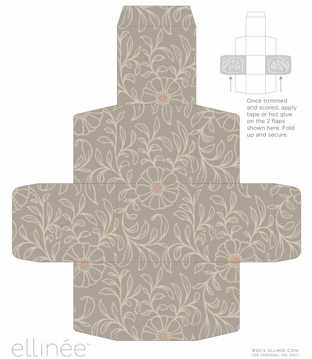 Caja de regalo de boda con las manos.  Plantilla (1) (607x698, 189Kb)