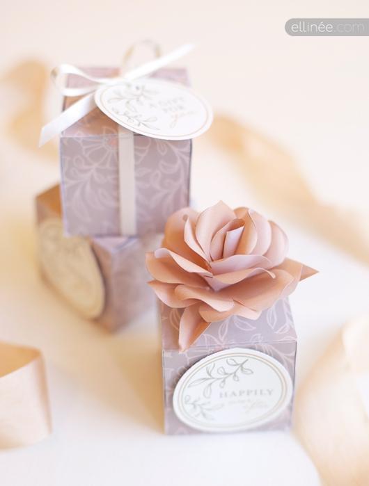 Свадебная подарочная коробочка своими руками. Шаблон (5) (530x700, 148Kb)