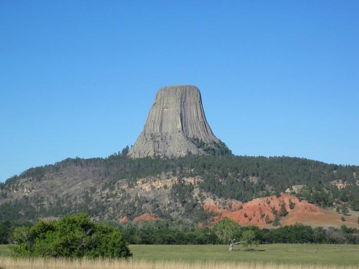 гора башня дьявола фото 4 (700x525, 227Kb)