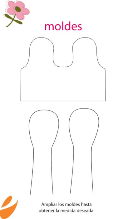 Игрушки из носка. ЖАБА (2) (378x700, 48Kb)