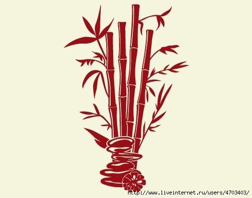 Бамбук (510x400, 67Kb)