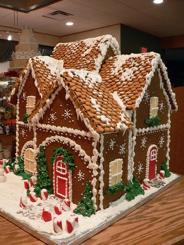 edibleart-beautifulhouse (375x500, 191Kb)