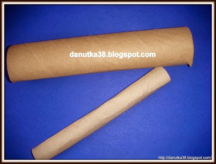Елочка из картона и гофрированной бумаги. Мастер-класс (2) (700x532, 226Kb)