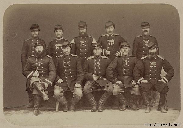 Георгиевские регалии русской армии