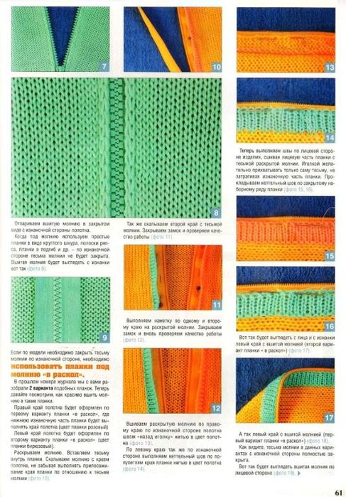 Курсы по вязанию на вязальной машине