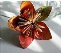 цветок-оригами (198x172, 24Kb)