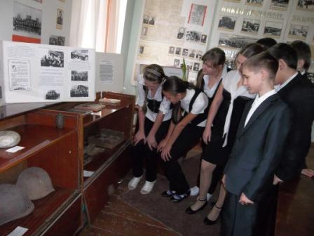 Конкурс музеев и музейных комнат