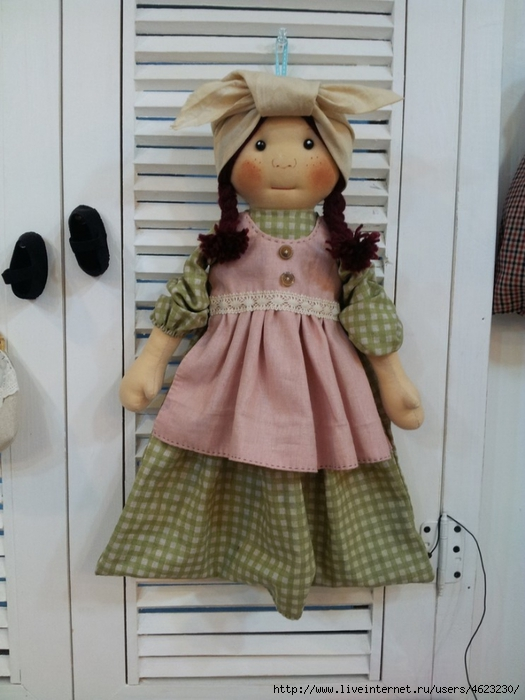 Куклы на кухню своими руками