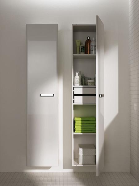 Шкаф для ванной комнаты фото