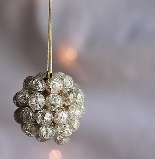 las bolas de Navidad y preciosos árboles de Navidad con perlas y perlas (1) (517x531, 129Kb)