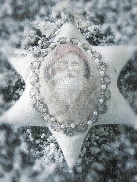 винтажные рождественские звезды (6) (480x640, 244Kb)