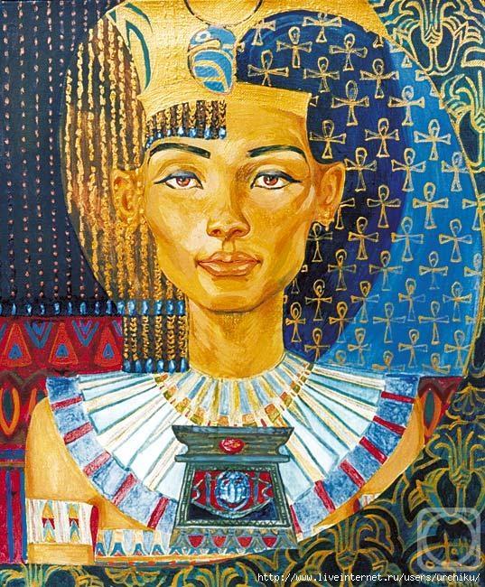 Наследник Фараона (537x650, 342Kb)