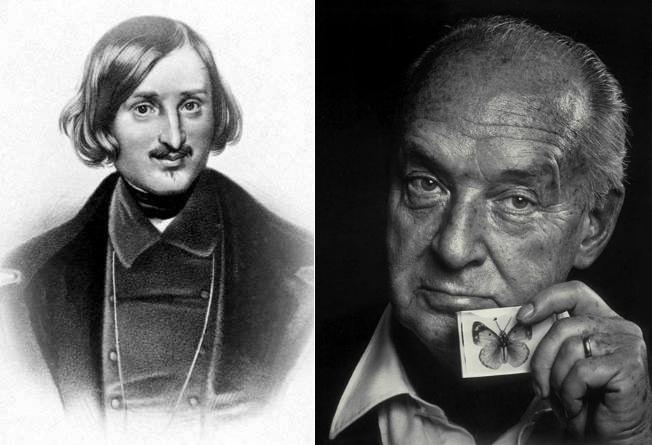 Гоголь и Набоков