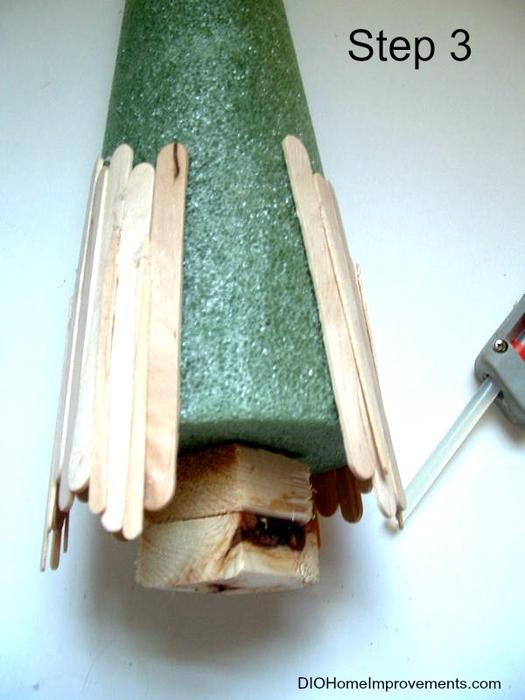 Стильная елочка из палочек от мороженого (7) (525x700, 211Kb)