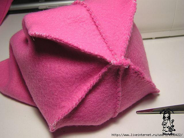 如何做针织帽子的粒绒内衬(详细的大师班) - maomao - 我随心动