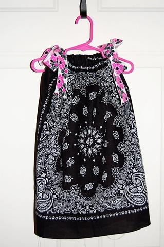Как сшить платье для дочки видео