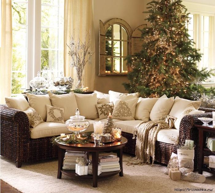 Украшаем комнаты на Новогодние праздники!(Продолжение)