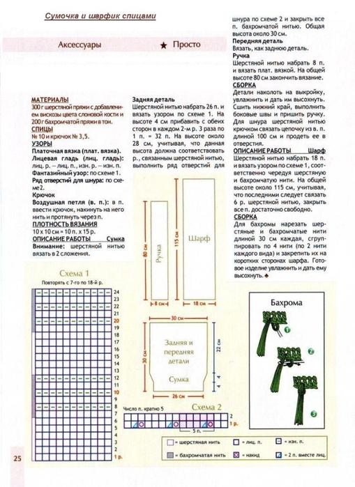 vyazanie-sharfa-i-sumki-spicami-opisanie-so-shemami (509x700, 255Kb)