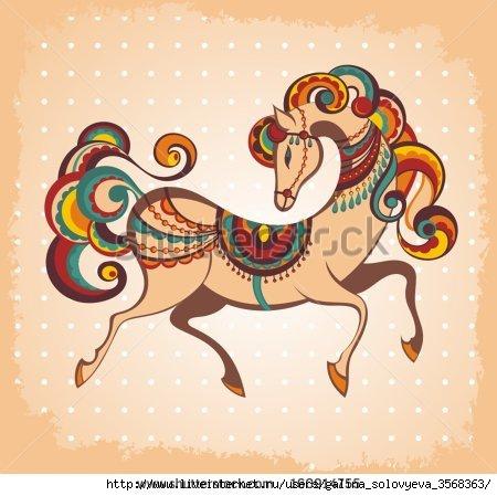 stock-vector-symbol-of-horse-160914755 (450x449, 107Kb)