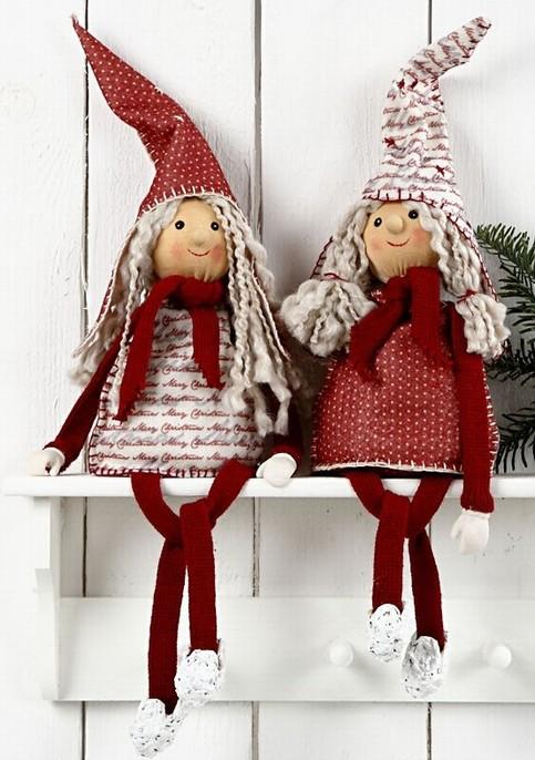 Куклы своими руками к новому году своими руками