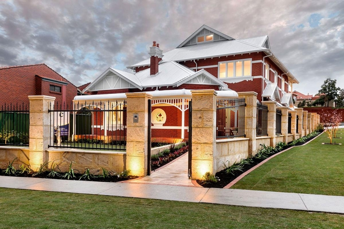 красивый дом фото (700x466, 285Kb)