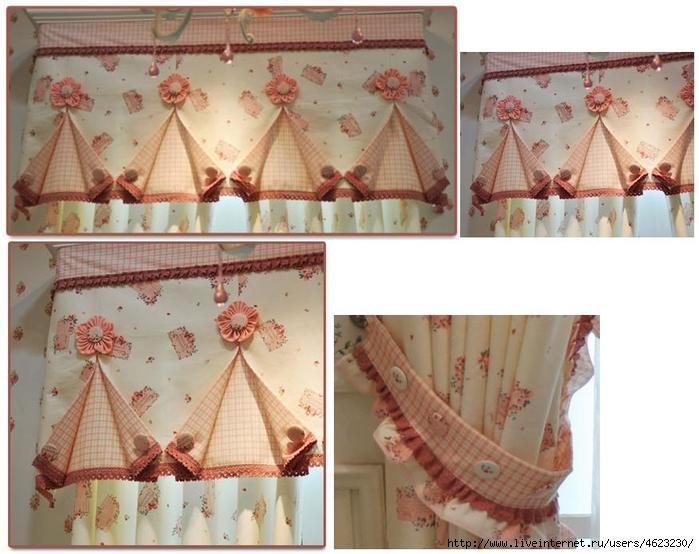 Пошив штор выкройки фото дизайн