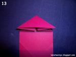 Превью Бумажные сердечки в технике оригами. мастер-класс (13) (700x525, 260Kb)