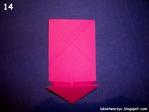 Превью Бумажные сердечки в технике оригами. мастер-класс (14) (700x525, 262Kb)