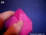 Превью Бумажные сердечки в технике оригами. мастер-класс (26) (700x525, 273Kb)