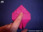Превью Бумажные сердечки в технике оригами. мастер-класс (28) (700x525, 273Kb)