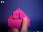Превью Бумажные сердечки в технике оригами. мастер-класс (33) (700x525, 284Kb)