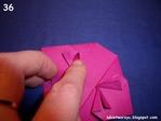 Превью Бумажные сердечки в технике оригами. мастер-класс (42) (700x525, 270Kb)