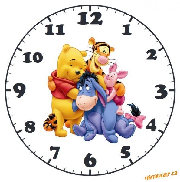 Шаблоны циферблатов для детских часов (1) (595x600, 125Kb)