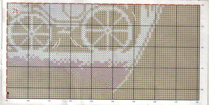 Часть 1 - Схема для вышивки