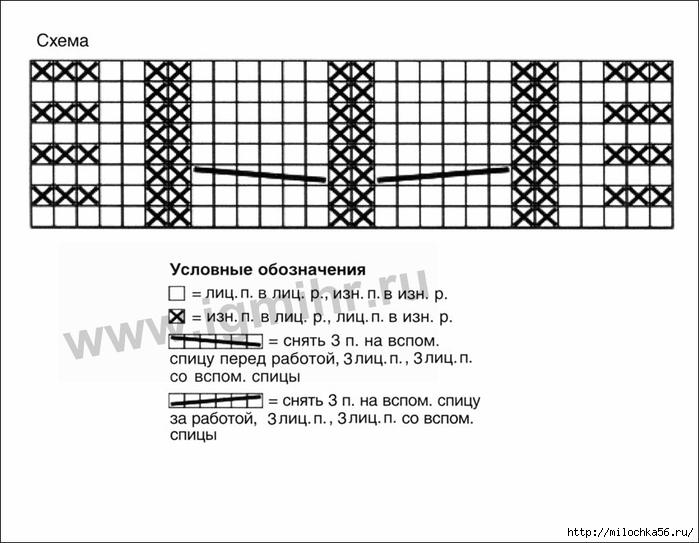 описание и носки схемы сапожки