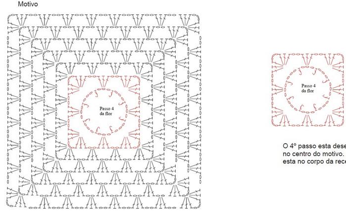 Вязание крючком. Праздничный комплект для сервировки стола (6) (699x432, 271Kb)