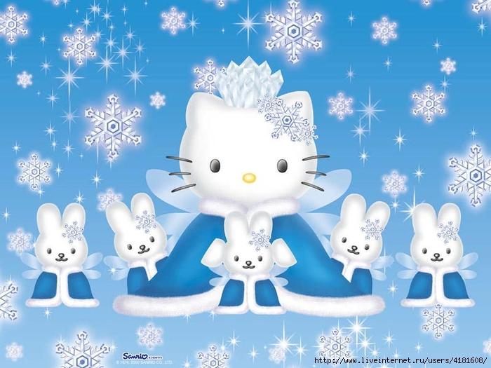 Navidad - Kitty (700x525, 257Kb)
