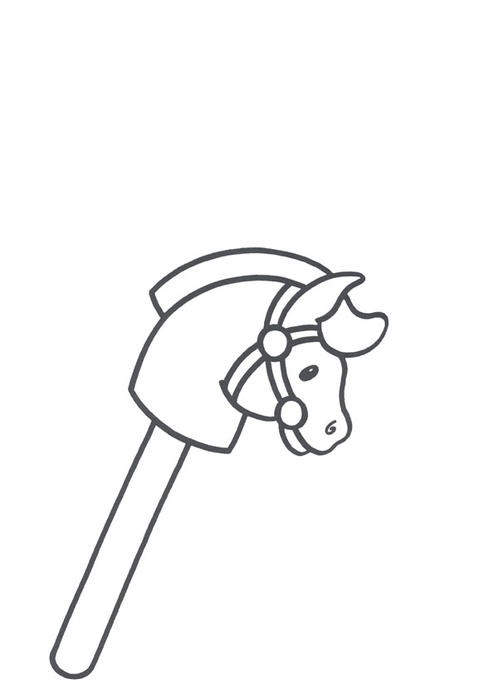 лошадь (494x700, 39Kb)