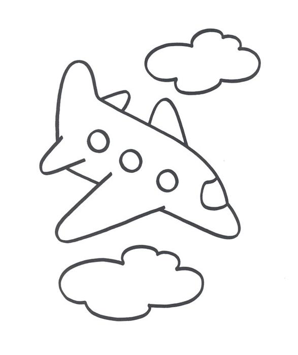 самолет (587x700, 68Kb)
