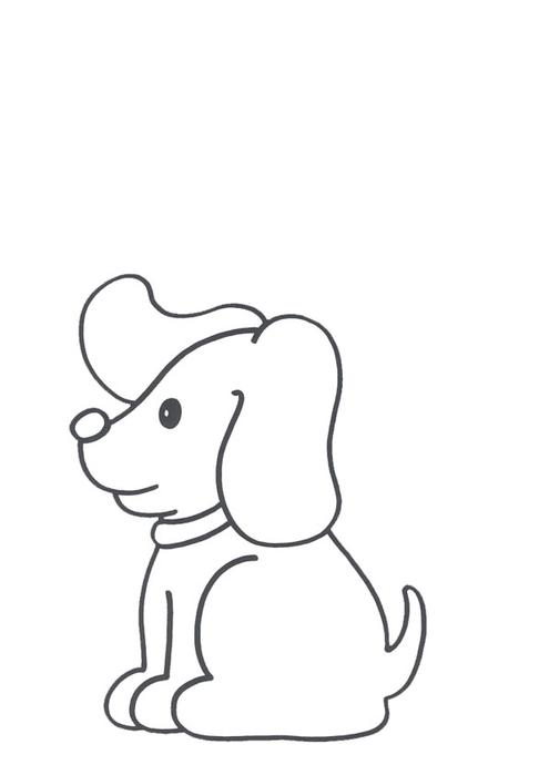 собака (495x700, 41Kb)