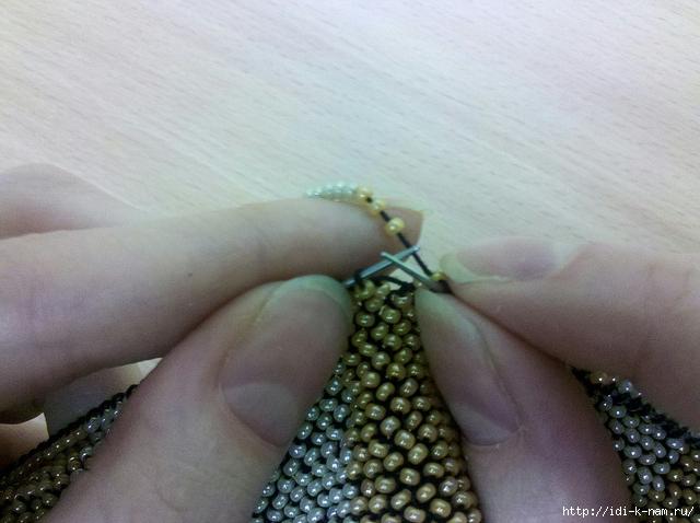 Вязание с бисером с ириной рудевич