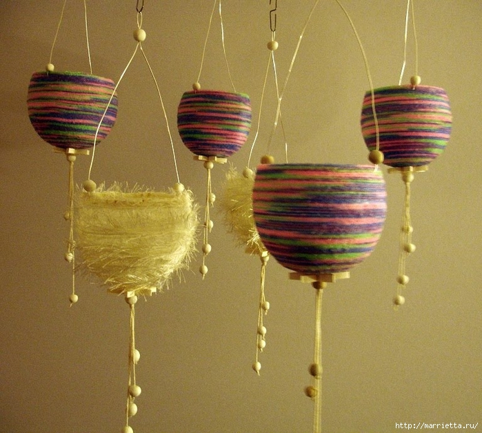 елочные шары из ниток (12) (700x628, 332Kb)