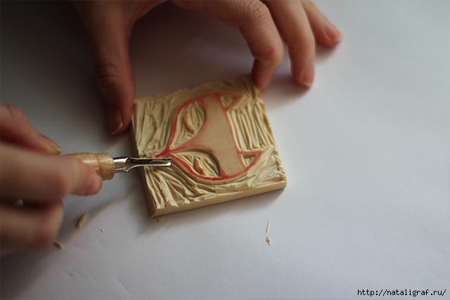 Декоративные штампы своими руками 55