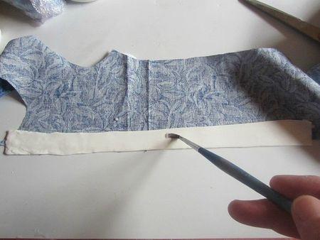 Caracol engraçado cama agulha de porcelana fria (13) (450x338, 67Kb)