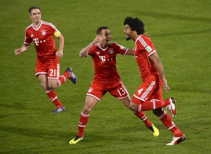 «Бавария» выиграла в Марокко Чемпионат мира среди клубов