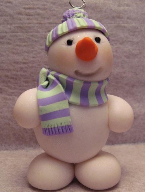 Парад снеговиков. Лепка (5) (485x640, 159Kb)